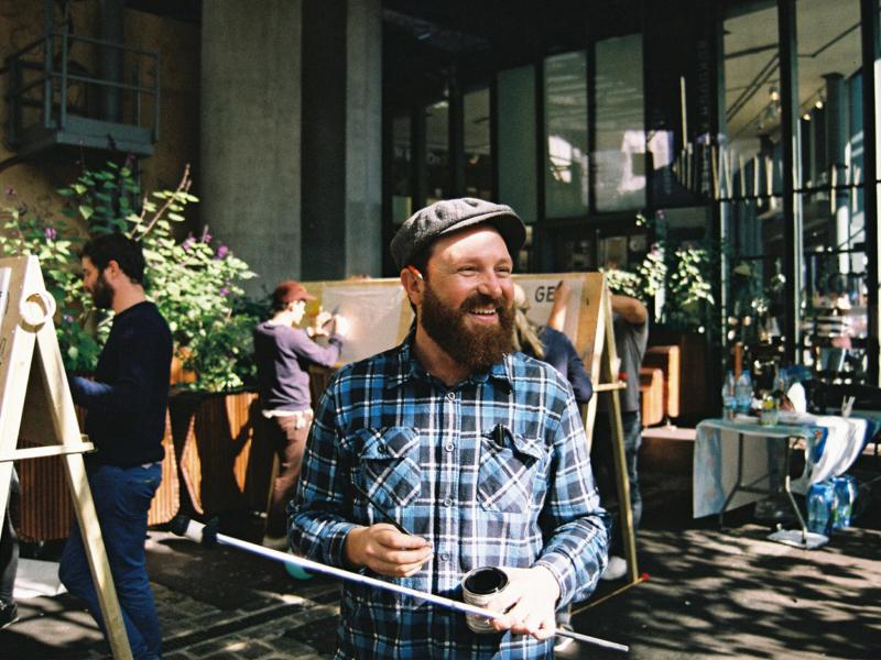 Pocket Design. Brett Piva - London Design Festival